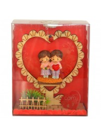 Romantic Gift with 3D Light Box