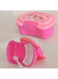 Food Container (Pink)