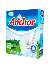 Anchor Full Cream Milk Powder-400g