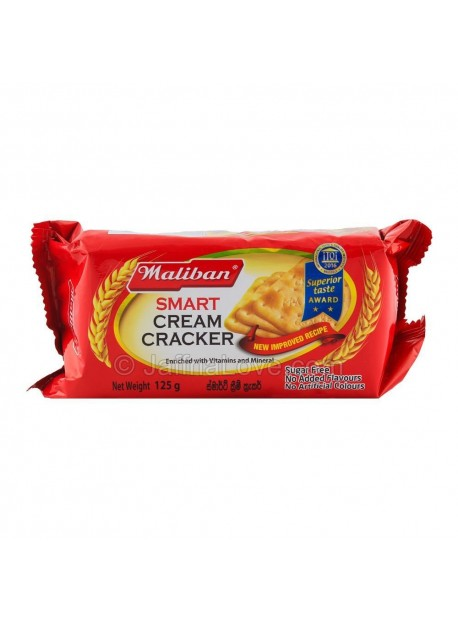 Maliban Smart Cream Cracker - 125g