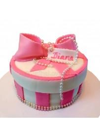 Round Shaped Cake