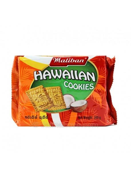 Maliban Hawaiian Cookies - 200g