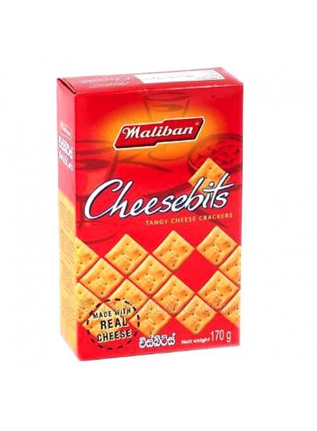 Maliban Cheese Bits Box - 170g