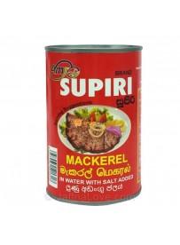Supiri Mackerel Canned Fish - 425g