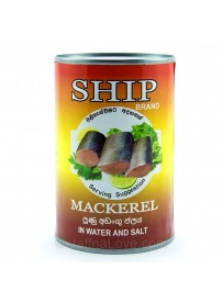 Ship Mackerel Canned Fish - 425g