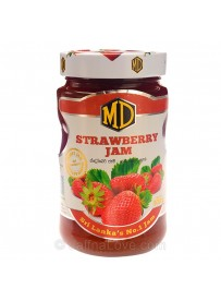 MD Natural Strawberry Jam - 500g