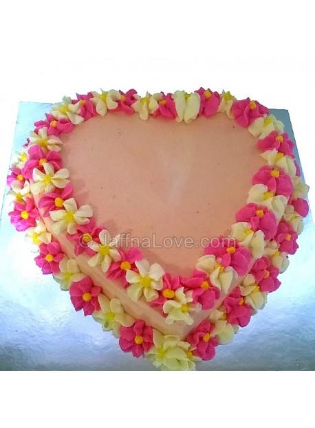Flower Around The Heart