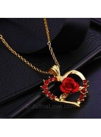 Gold Plated Fashion Jewelry Set