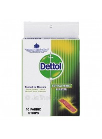 Dettol Antibacterial Plaster – 10pcs