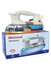 National Heavy Dry Iron