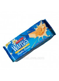 Maliban Vanilla Cream Wafers Biscuits - 90g