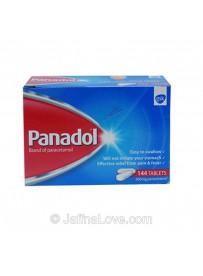 Panadol Tablets(Box) - (144 Tablets)
