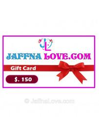 JaffnaLove Gift Card