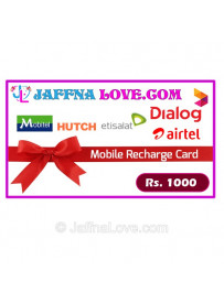 Rs. 1000 Prepaid Phone Card