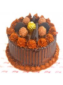 Ferrero Rocher with Oreo Cake