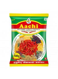 Aachi Kulambu Chilli Powder - 500g
