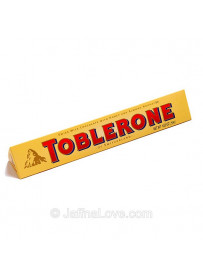Toblerone Milk Chocolate Bar - 100g