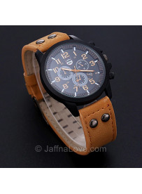 Men's Wrist Watch (Hand Wind)