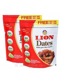 Lion Qyno Dates – 250g( Buy 1 Get 1 Free) - (500g)