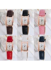 Women's Wrist Watch - 6 Colours Set