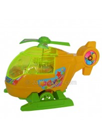 Wind-up Helicopter Toy