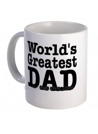 World's Gratest Dad Mug