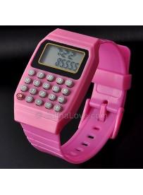 Calculator Wrist Watch