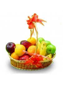 Fruit basket Apple & Orange