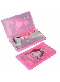 Mathematical Instruments Box(Pink)