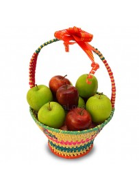 Mix Apple & Orange Fruit basket