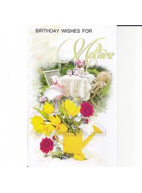 Birthday Card For Mother