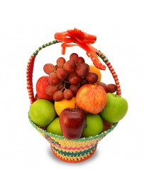 Mix Apple & Orange Basket