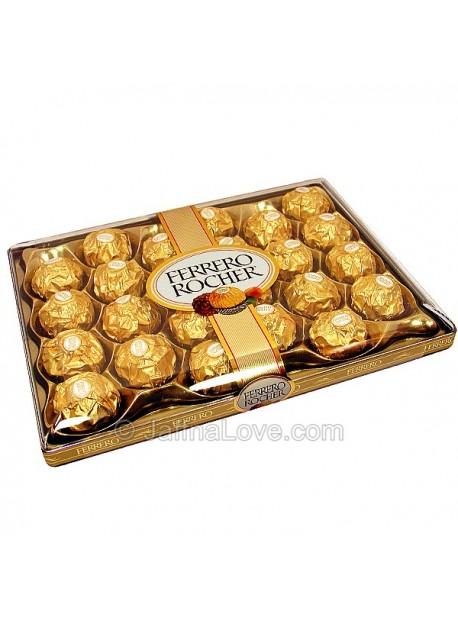 Ferrero Rocher - 24 Pieces Gift Box