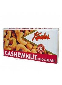 Kandos Cashew Nut Chocolate - 160g