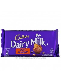 Cadbury Dairy Milk Roast Almond -165g