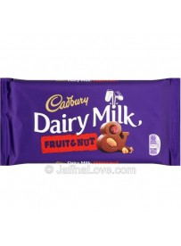 Cadbury Dairy Milk Fruit & Nut - 165g