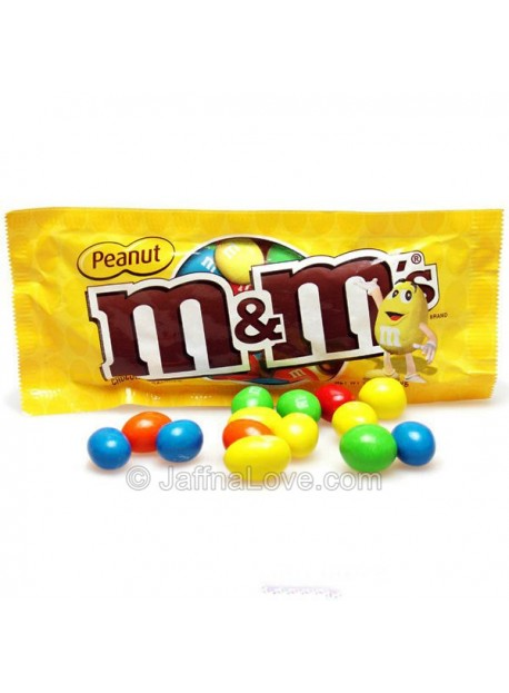 M&M'S Peanut Chocolate -45g