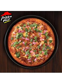 Butter Chicken Masala Pizza