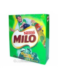 Milo Chocolate Powder- 400g(Box)