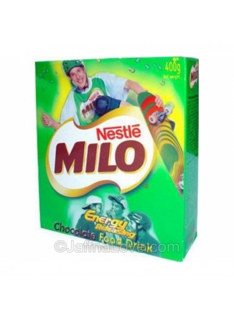 Nestle Milo Chocolate Powder- 400g(Box)