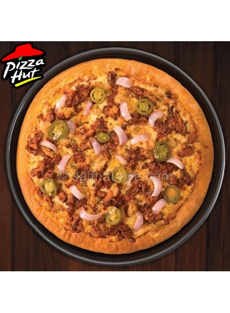 Double Chicken & Cheese Fiesta Pizza
