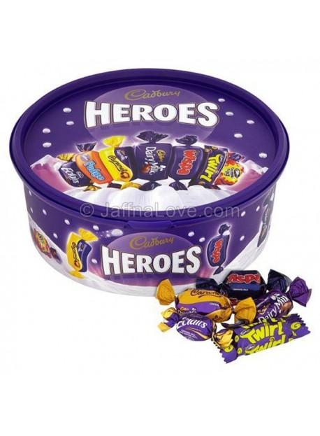 Cadbury Heroes Tub - 600g