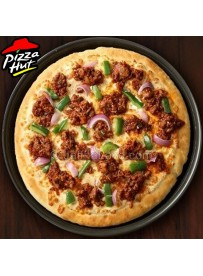 Hot & Spicy Chicken Pizza