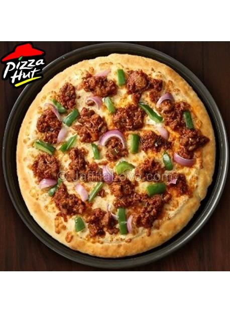 Hot & Spicy Chicken Pizza