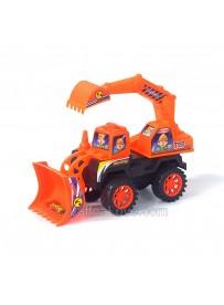 Wind-up Excavator Toy
