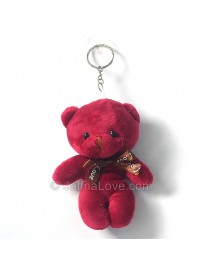 Love Teddy Key chain