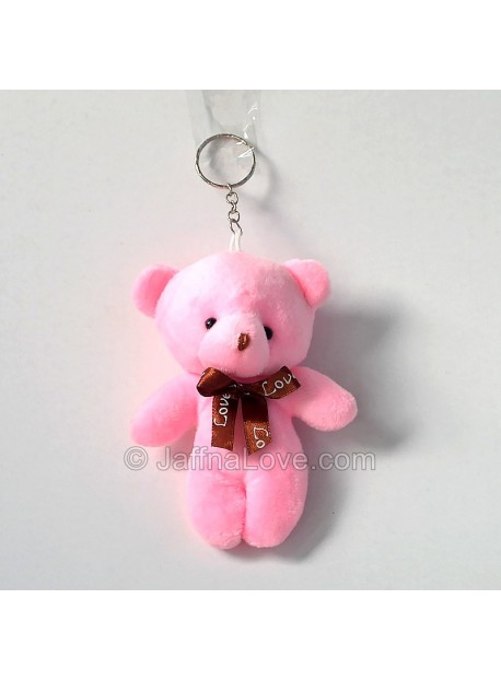 Love Teddy Key chain