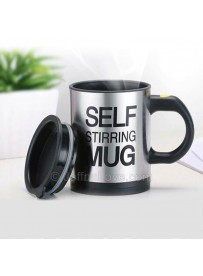 Automatic Self Stirring Coffee Mixing Cup