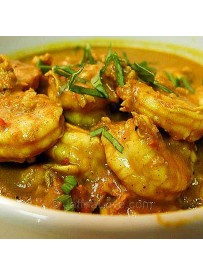 Jaffna Prawns Curry