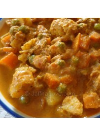 Vegetable Chettinad